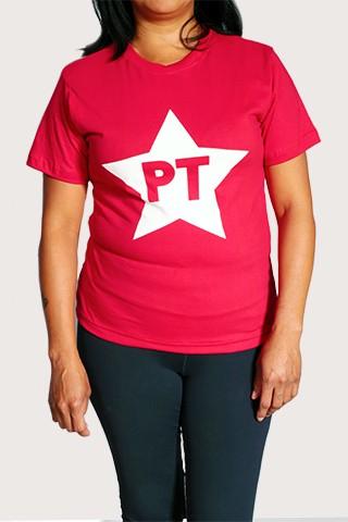 Camiseta Feminina PT